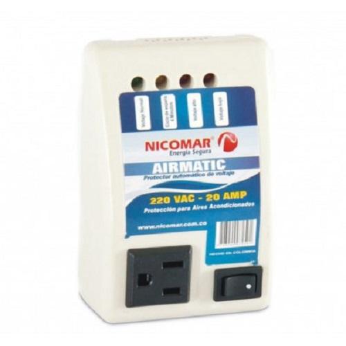 producto relacionado Airmatic  220V/20A  Nicomar