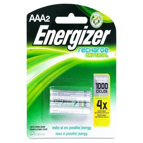 producto relacionado BATERIA AAA RECARGABLE ENERGIZER