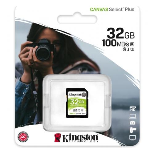 producto relacionado MEMORIA SD 32GB KINGSTON